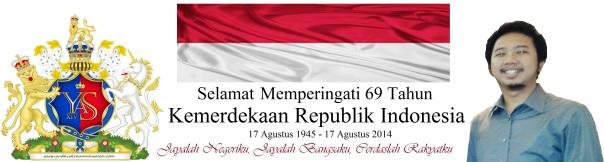 69 Tahun Kemerdekaan Indonesia